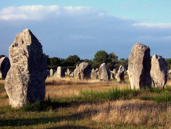 stones at carnac